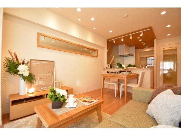 素敵な家具つき販売