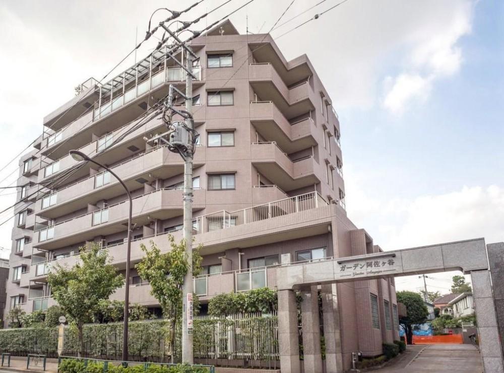 ガーデン阿佐ヶ谷